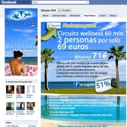 Marketing en Redes Sociales Vitania Spa