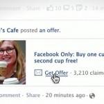 Facebook Ofertas España llegará en 2012