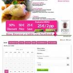ReservaliaFB: Reserva en tu restaurante a través de Facebook