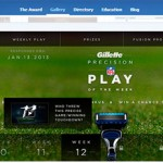 GILLETTE destaca con Precision Play of the Week